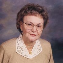 Mrs.  Annie  Jo Parrish