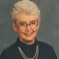 Mrs. Betty L. Moore