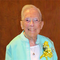 Betty Louise Jones Yeager