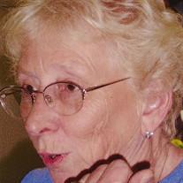 Patricia Faye Mundy