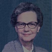 Mary Josephine Graham