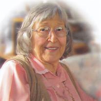 Virginia Mary Palmgren