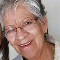 Bertha Aguirre Maldonado