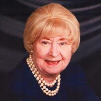 """Mrs. Juanita Jean """"Miss Jeannie"""" Walden"""