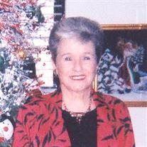 Mrs. Gertrude Clark Nance