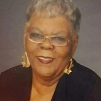 "Ms. Claudette ""Peaches"" Pippins"
