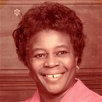 Ms. Macie Gladys Jones Ward