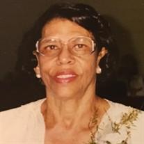 Mrs. Lois Donatto DeJean