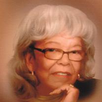 Mrs. Alice Rowena Lane