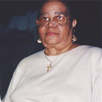 Mrs. Carrie Mae Butler