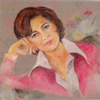 Mrs. Gladys June Beynon Johnson