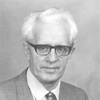 Rev. Mark T. Allwein