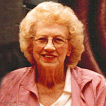 Martha E. (Weber) Rowan
