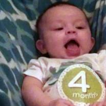 Baby Lillianna Davis