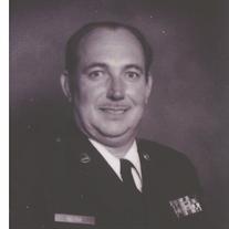 Msgt. Edward Thomas Kedra, USAF, Ret.