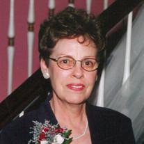 Peggy Joyce  Thacker