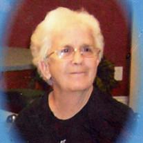 Marjorie Ann Kinzer