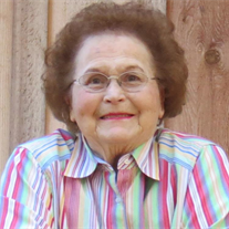Peggy  Fann Johnson