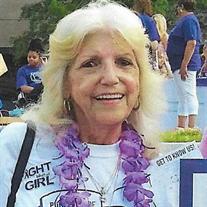 Judith Ann Joseph