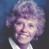Marjorie Blanche Saenger