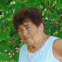 Mrs. Ruby Inez Collins Thomas