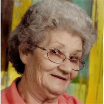 Mrs. Margaret Florence Jones