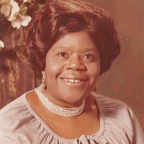 Nannie Bell Booker