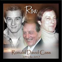 Ronald D. Cass