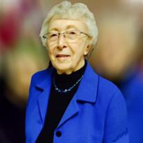 Mrs. Joyce (Joy) Cannon Beyer