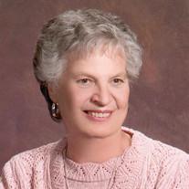 Mrs. Janet Rachel Gertrude Herlihy