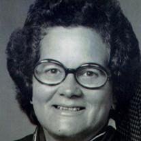 Mrs. Jeane Maree Cook  Hall