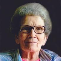 Margaret Willene Erickson
