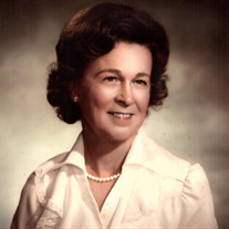 Mrs. Jane Harris Mitchell