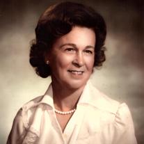 Mrs. Jane Harris Mitchell