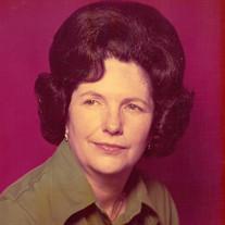 Olene Dawson of Selmer, TN