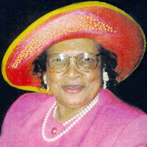 Mrs. Evalena Jones