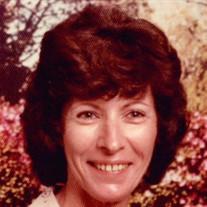"""Dorothy """"Dottie"""" Marie Anthony"""