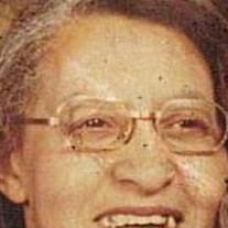 Junie Mae Patterson