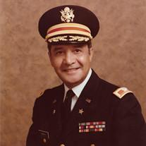 Colonel Emilio Amaya, US Army (Ret.)