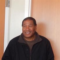 Mr. Arthur Louie Johnson