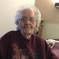 Ruth Ella Hagerman