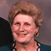 Rebecca Ann Waldrop Garrett