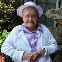 Mrs. Alberta M. Shaw