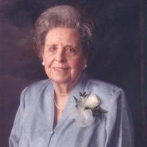 Mrs. Myrtice Morris Sconyers