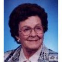 Mary Ruth Van Winkle