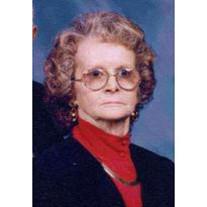 Minnie Frances Yeckering Camfield