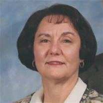 Mrs. Janet Elaine (Walker) Cole