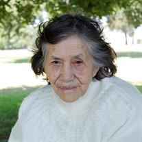 Maria  Cortez Viuda de Herrera