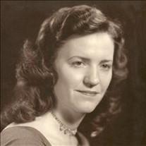 Doris Bean Jones
