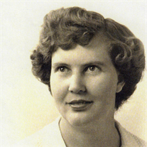 Mary Marjorie Seely